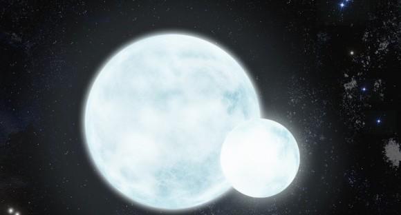 Што се случува кога ќе се судрат две ѕвезди ?