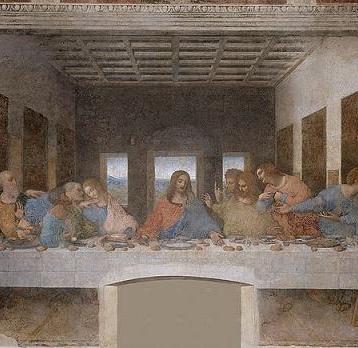 Последната вечера - Леонардо да Винчи
