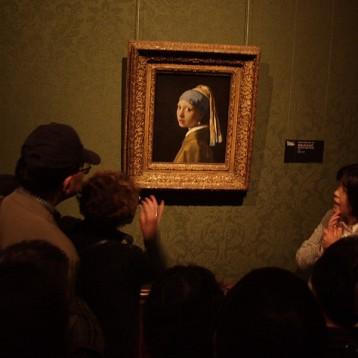 Девојката со бисерна обетка - Јоханес Вермер