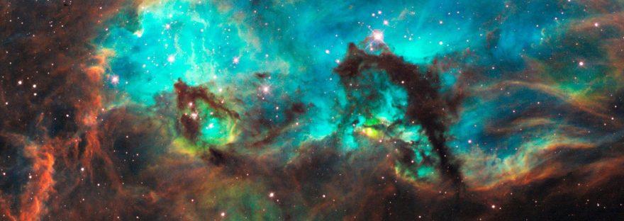 #АстроФотоНаДенот - Дел од прекрасниот ѕвезден кластер NGC 2074