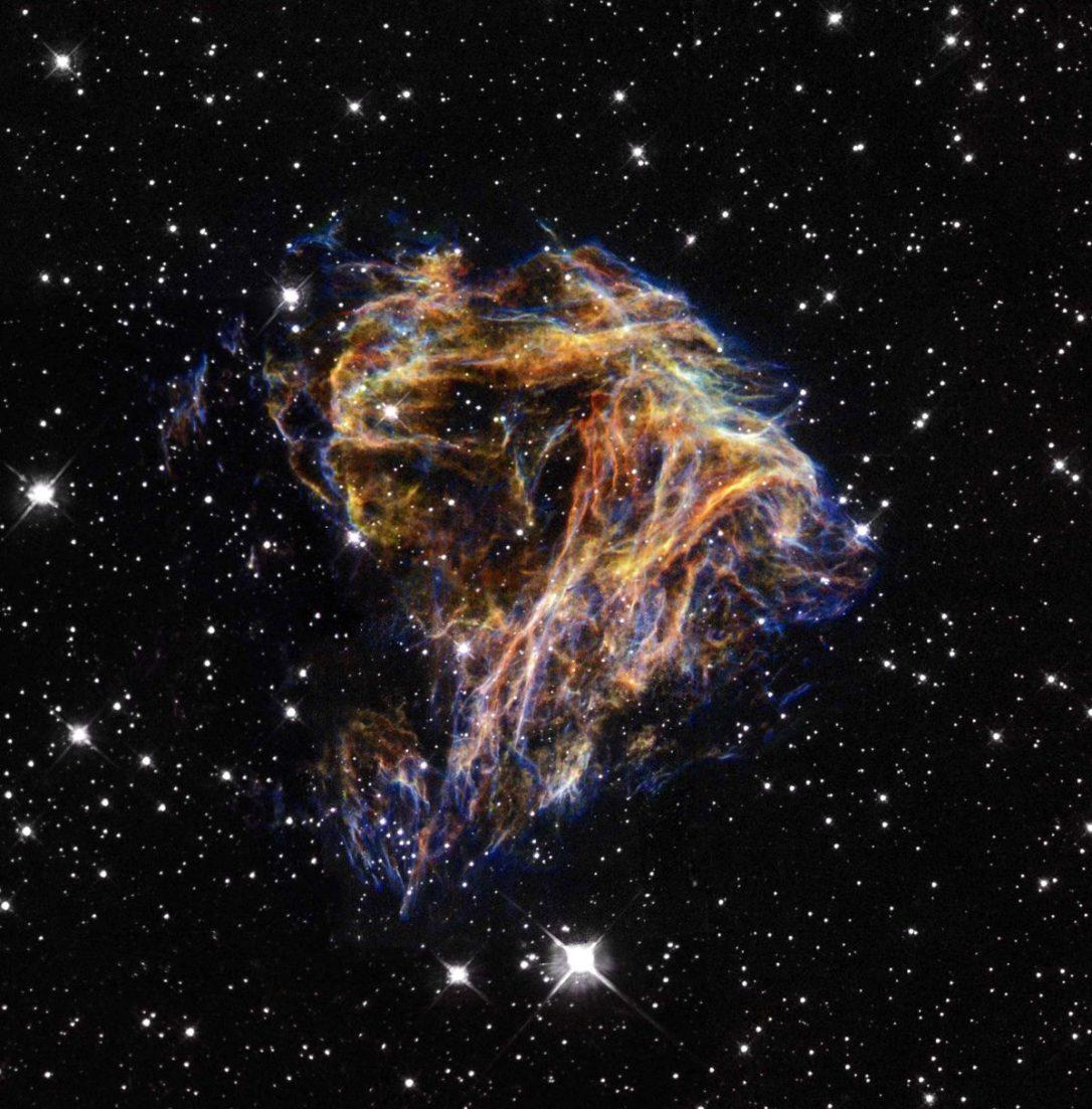 #АстроФотоНаДенот - Небесен огномет