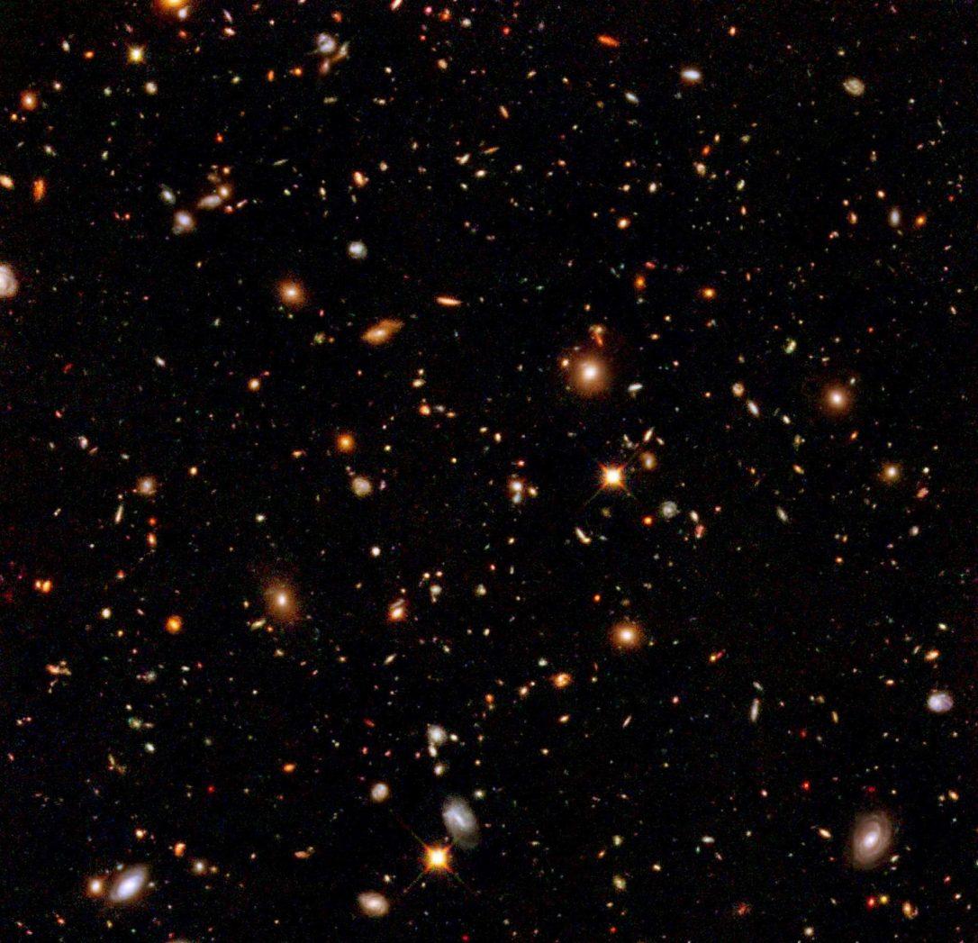#АстроФотоНаДенот - Поглед кон длабоката вселена