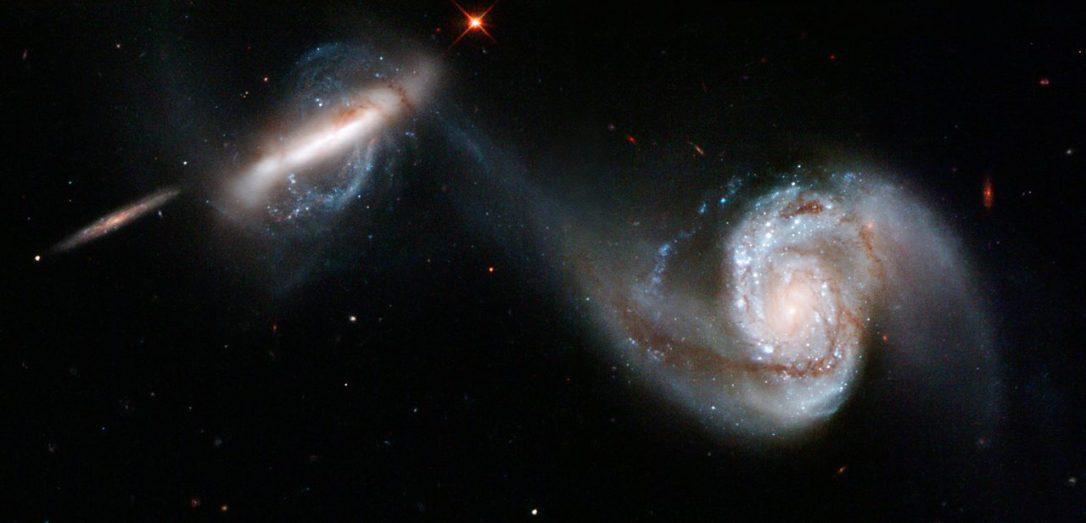 #АстроФотоНаДенот - Танцот на галаксиите