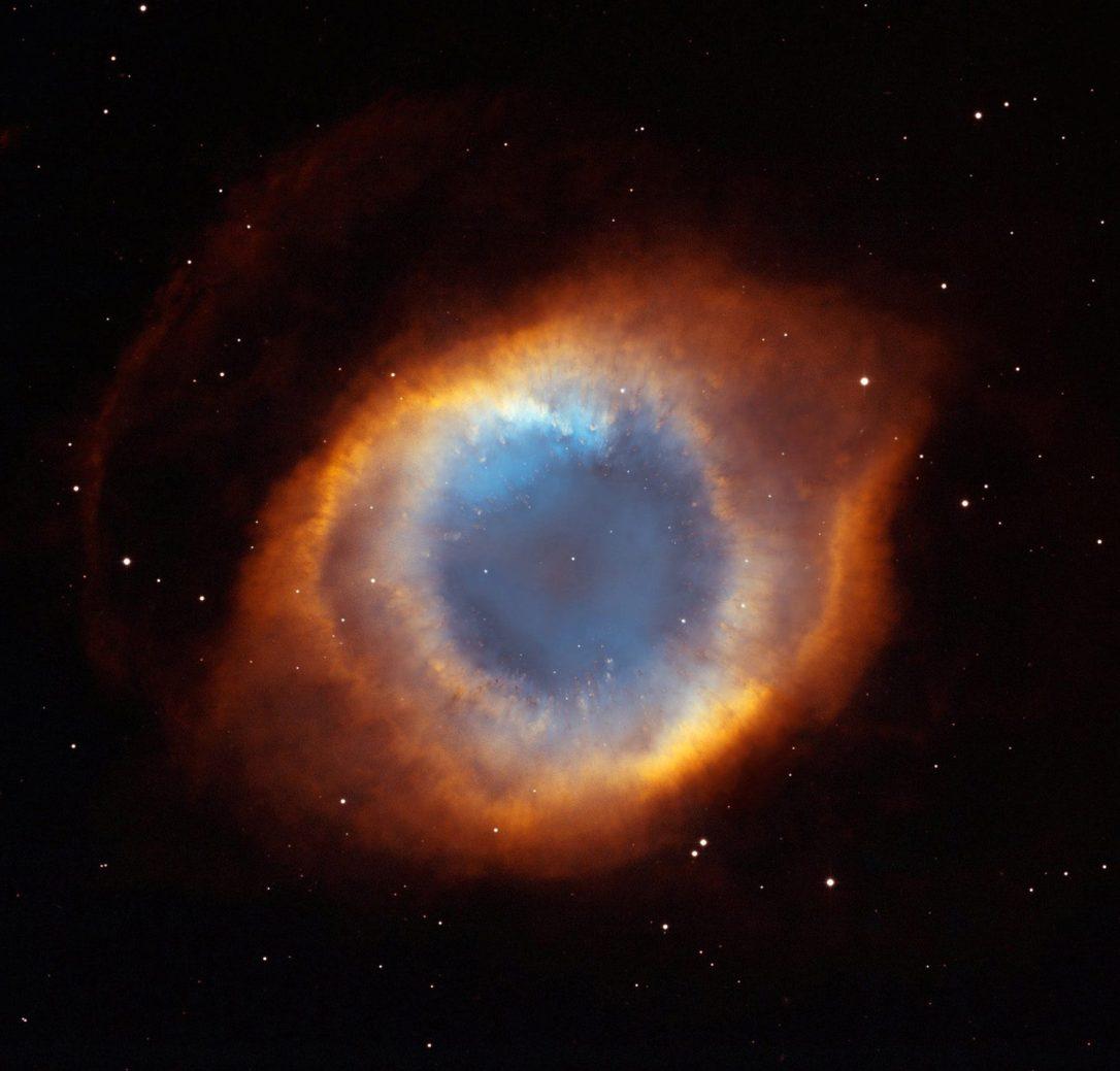 #АстроФотоНаДенот - Вселенско око