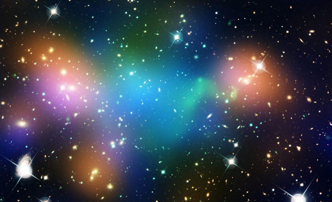 #АстроФотоНаДенот - Галактичкиот кластер Абел 520