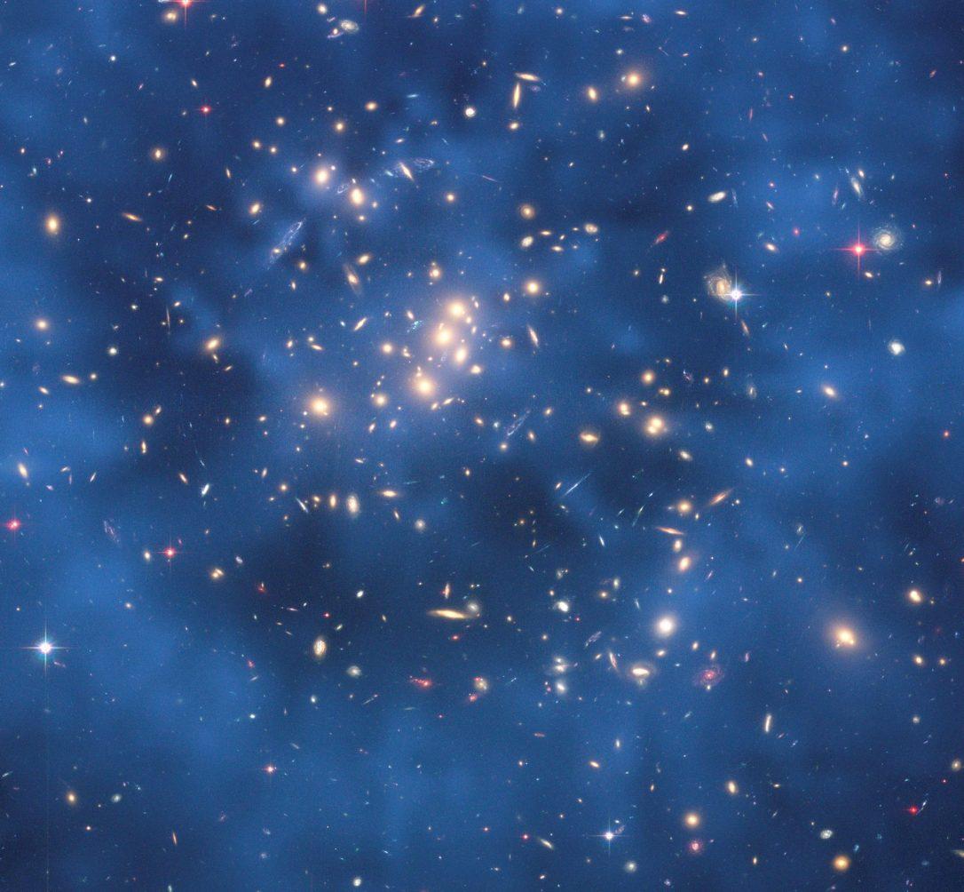 #АстроФотоНаДенот - Прстени од темна материја