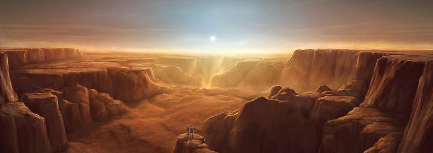 Марсовка на Земјата