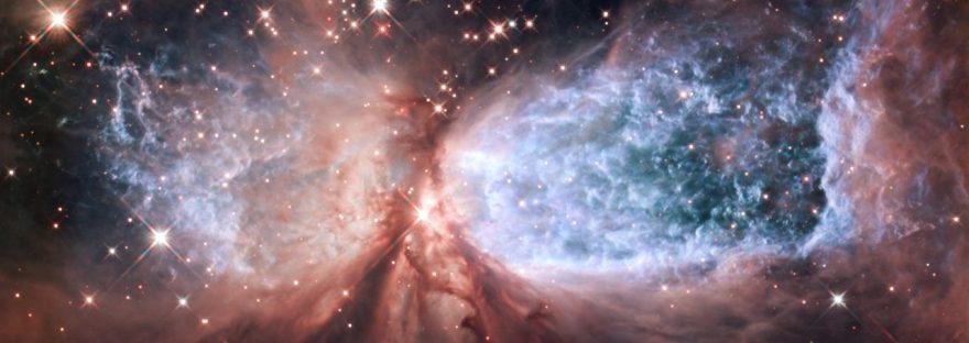 #АстроФотоНаДенот - Снежен вселенски ангел