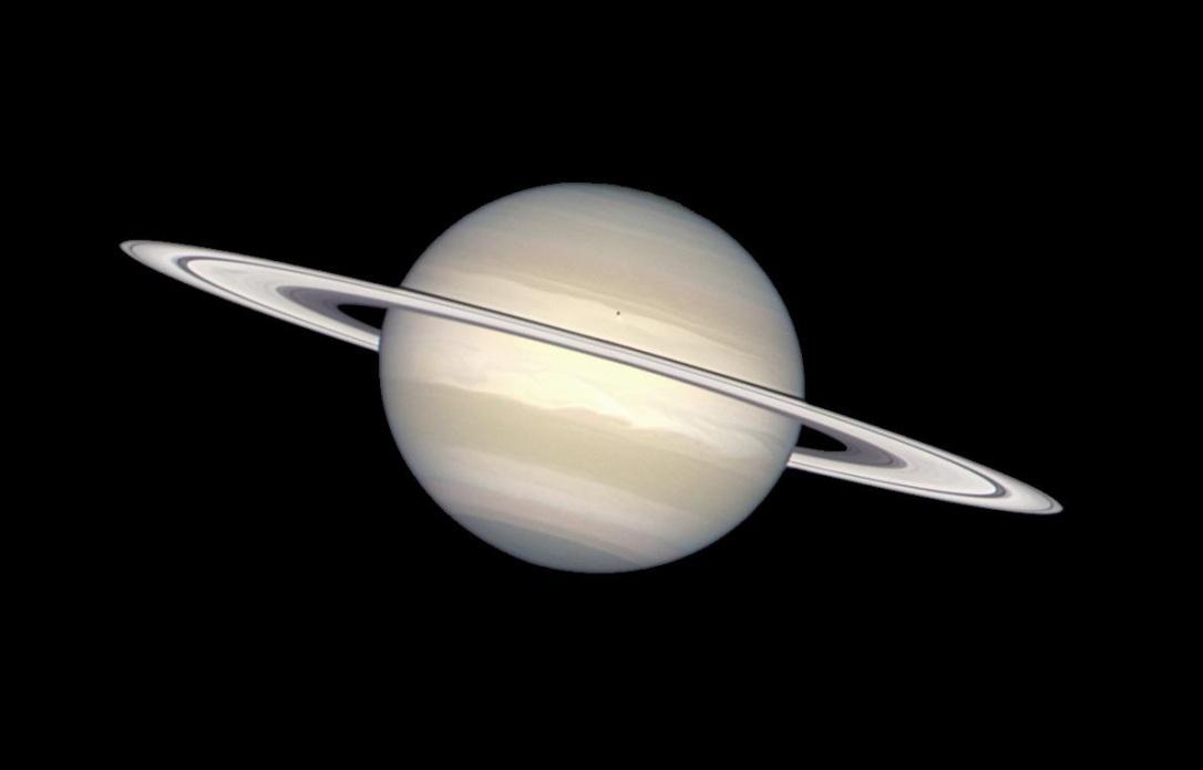 #АстроФотоНаДенот - Вистинските бои на Сатурн