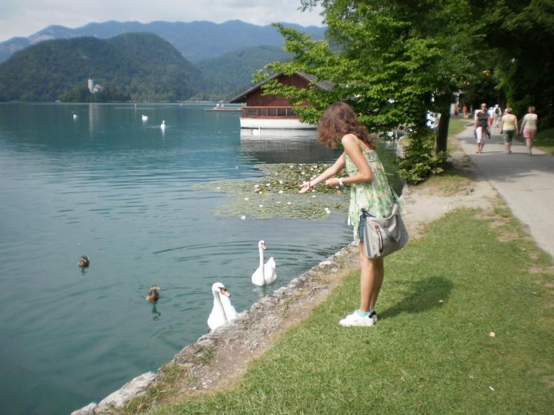 На пат околу светот: Словенија