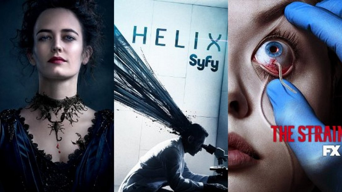 Нови хорор ТВ серии кои не се за оние со слабо срце