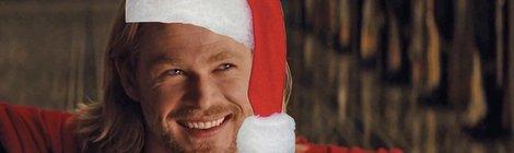 Новогодишни и божиќни честитки од Avengers и Groot