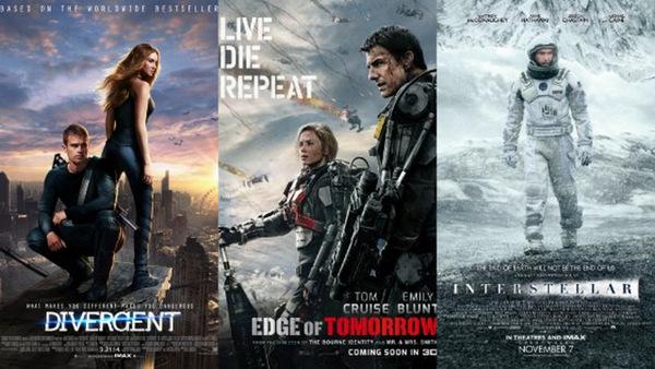 Топ 3 филмови од 2014 година