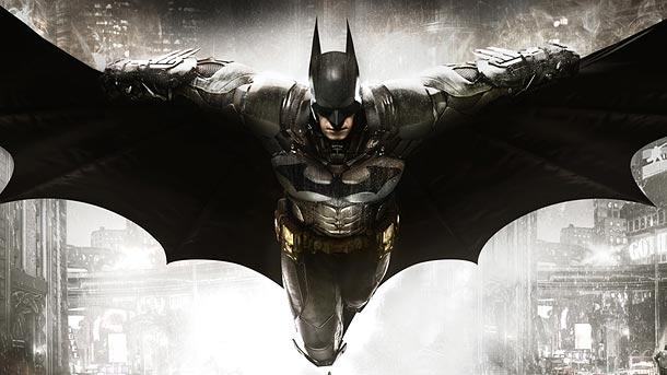 Предлог видео игра: Batman Arkham Knight