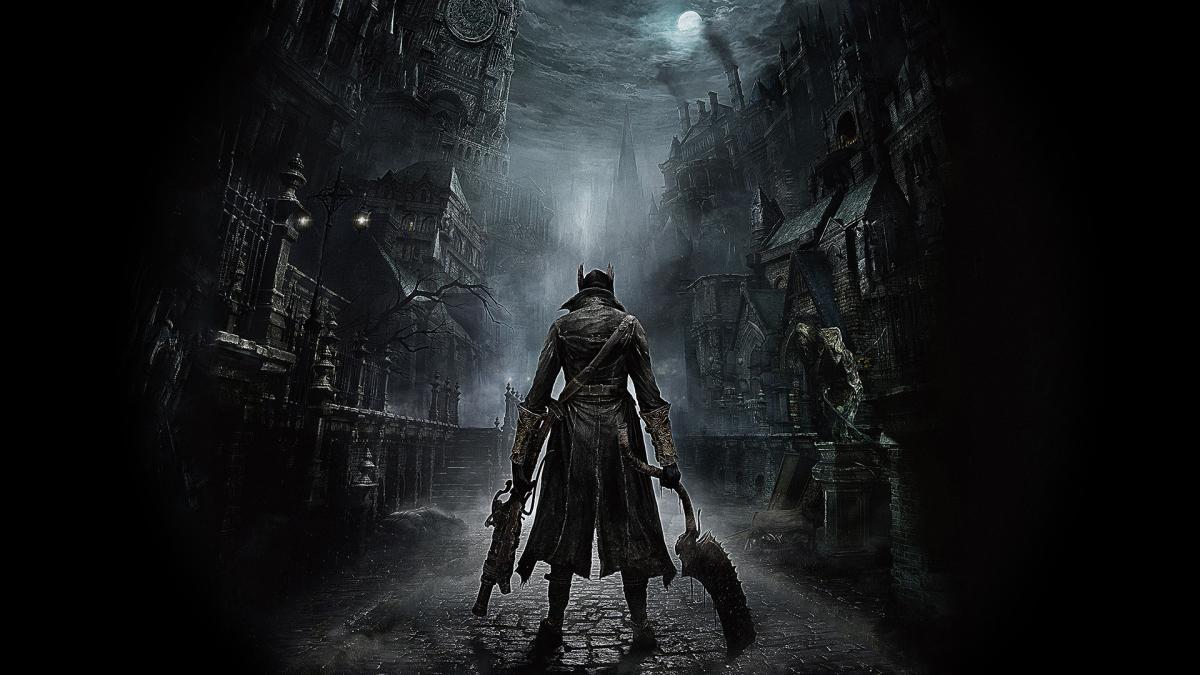 Предлог игра: Bloodborne