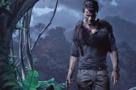 Предлог видео игра: Uncharted 4