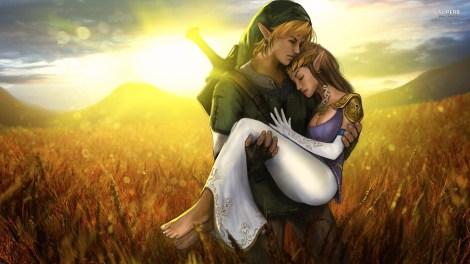 Предлог видео игра: Legend of Zelda