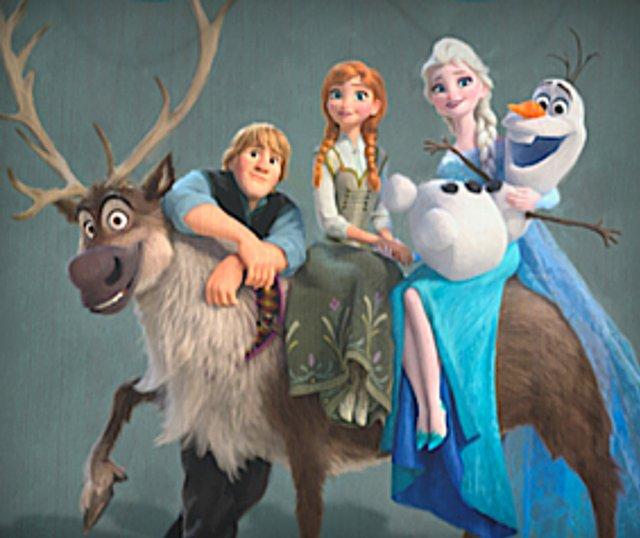 Првиот трејлер за анимираниот филм Frozen Fever