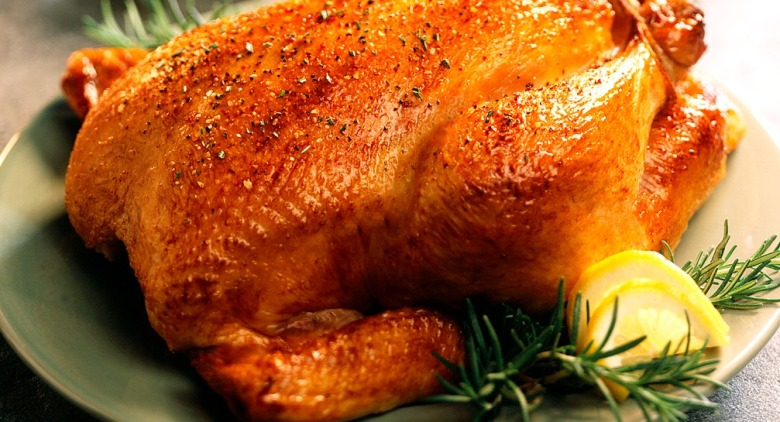 Безглутенски рецепт за печено пиле со лимон