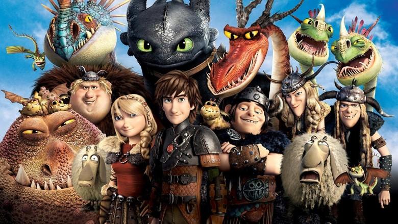 Филмски маратон: How to Train your Dragon