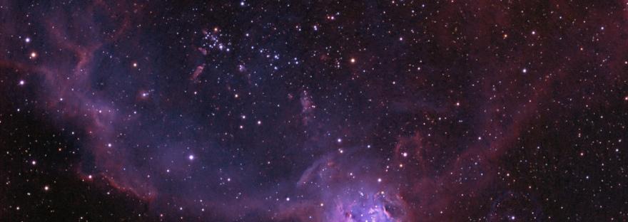 #АстроФотоНаДенот - Маглина која лета