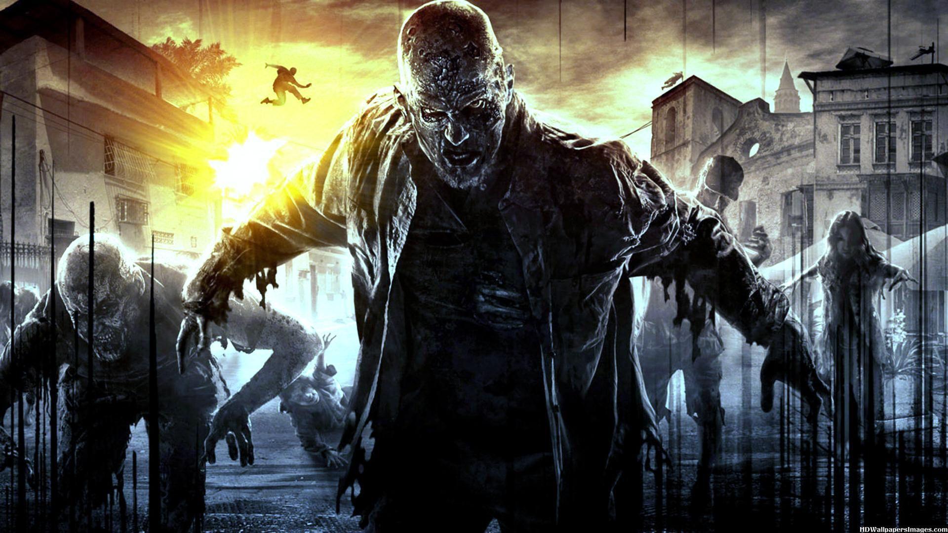 Предлог видео игра: Dying Light