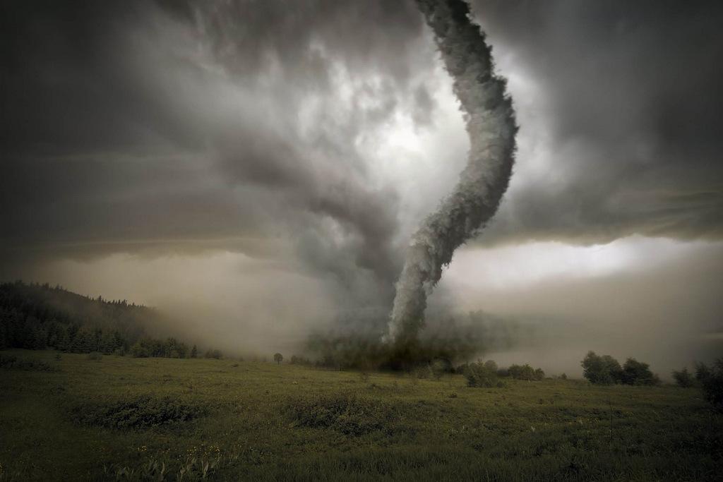 Како се формираат торнадата?