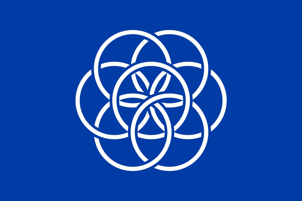 (2) Дали вака ќе изгледа официјалното знаме на планетата Земја?