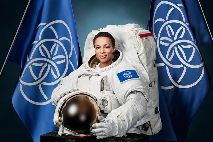 (3) Дали вака ќе изгледа официјалното знаме на планетата Земја?