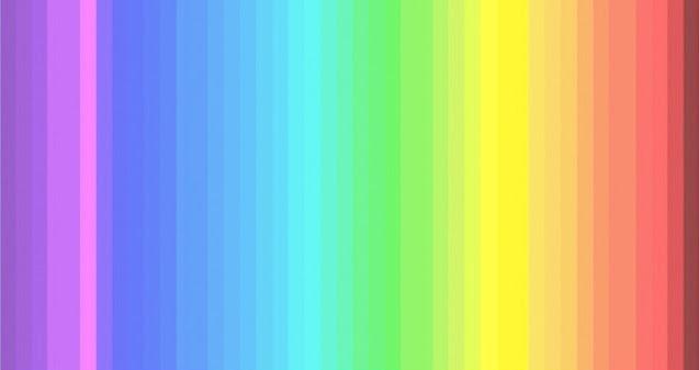 Колку бои гледате на оваа слика?