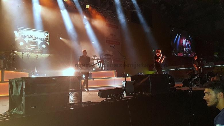 Впечатоци од концертот на OneRepublic од првиот ред