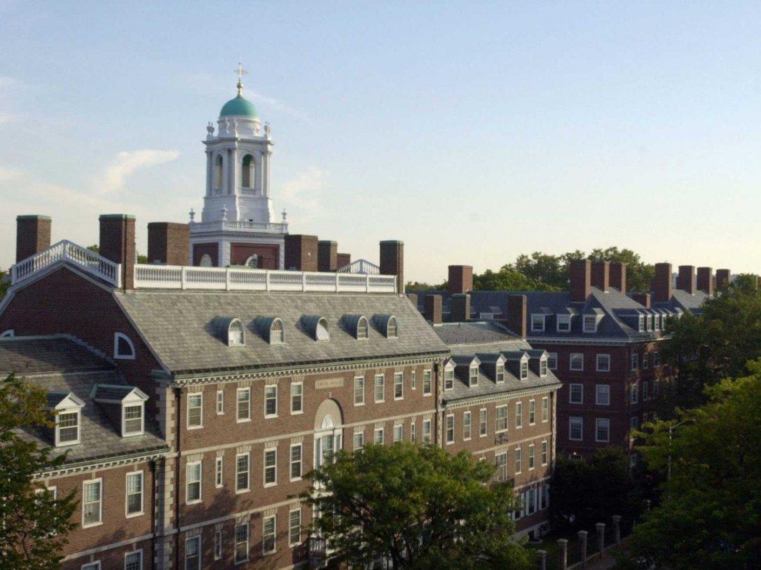 Harvard University (Америка)