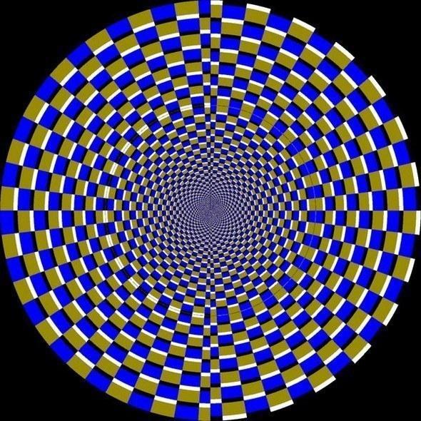 (1) Оптички илузии претворени во гифови кои тотално ќе ве полудат