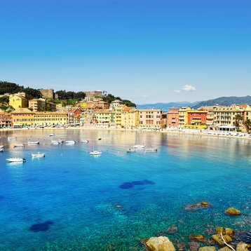 Silence bay, Sestri Levante, Liguria