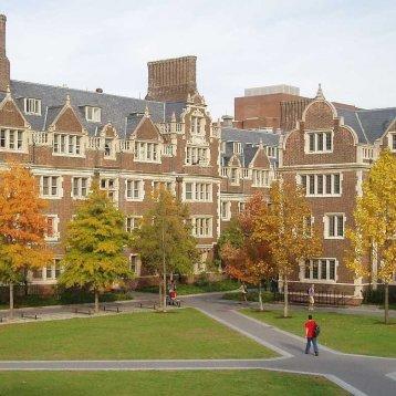 14. University of Pennsylvania (Америка)