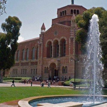15. University of California, Los Angeles (Америка)