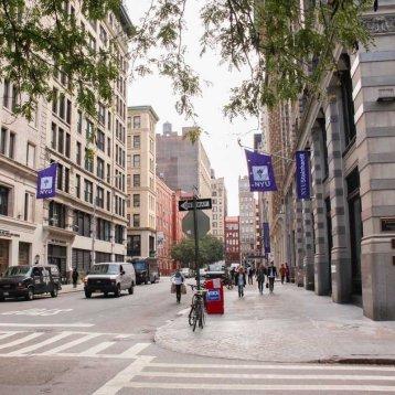 18. New York University (Америка)