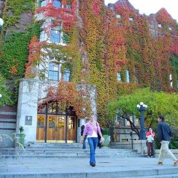 19. University of Michigan (Америка)