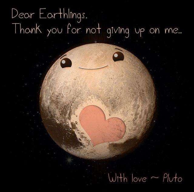 (3) Интернет сцената му посака добредојде на Плутон со неколку Фотошоп ремек-дела