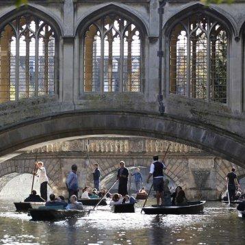 4. University of Cambridge (Велика Британија)