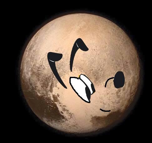 (5) Интернет сцената му посака добредојде на Плутон со неколку Фотошоп ремек-дела