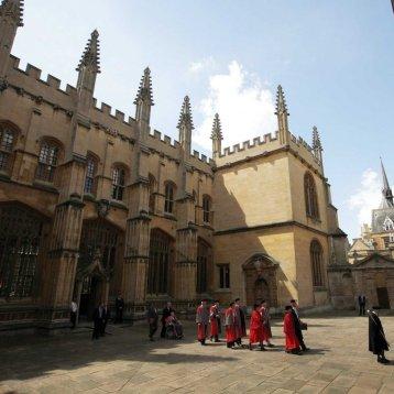 5. University of Oxford (Велика Британија)