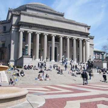 6. Columbia University (Америка)