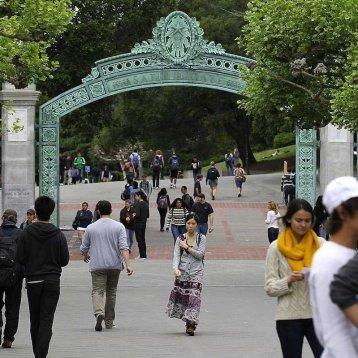 7. University of California, Berkeley (Америка)