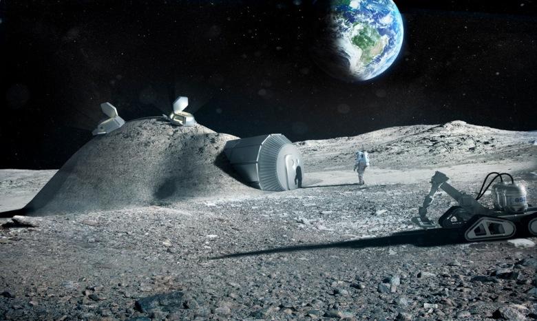 Каков би бил животот на Месечината?