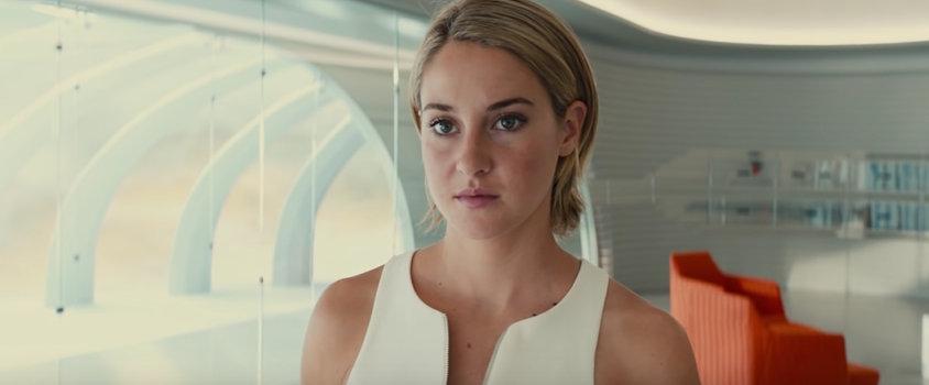 Прв трејлер за филмот #Allegiant - третиот дел од трилогијата #Divergent