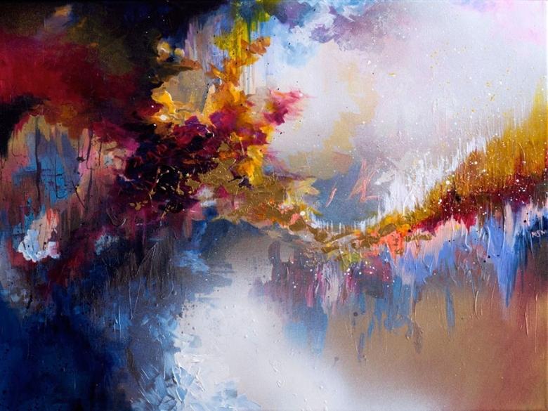 """(2) Артистка со синестезија преку цртежи ни покажува како ги """"гледа"""" познатите песни"""