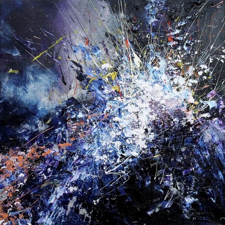 """(7) Артистка со синестезија преку цртежи ни покажува како ги """"гледа"""" познатите песни"""