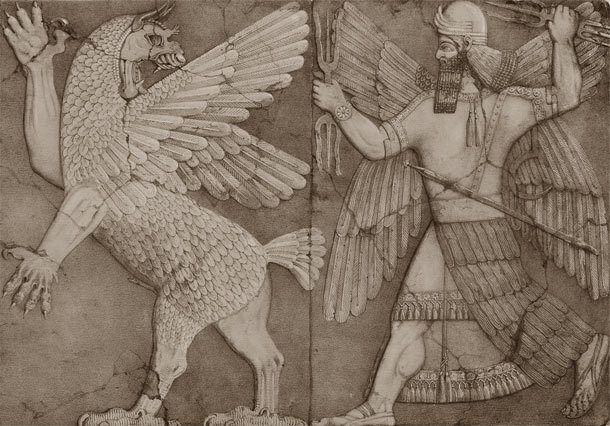 (1) Потеклото на човекот според античките текстови на Сумерите