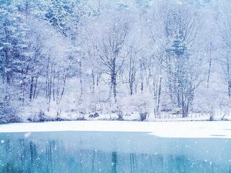 (11) Најубавите снежни десктоп позадини за зимско освежување